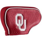 """""""Oklahoma Sooners Golf Blade Putter Cover"""""""