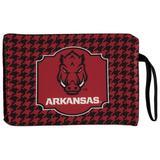 """Arkansas Razorbacks Houndstooth Stadium Cushion"""
