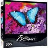 MasterPieces Brilliance 550 Puzzles Collection - Iridescence 550 Piece Jigsaw Puzzle