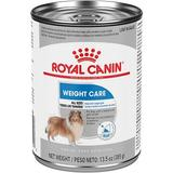Royal Canin Weight Care Loaf in Sauce Canned Dog Food, 13.5-oz, case of 12