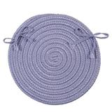 Alcott Hill® Fraley Outdoor Chair Pad Cushion in Indigo, Size 0.5 H x 15.0 W x 15.0 D in   Wayfair ALCT5855 30302457