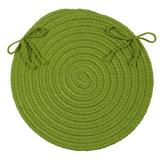 Alcott Hill® Fraley Outdoor Chair Pad Cushion in Green, Size 0.5 H x 15.0 W x 15.0 D in   Wayfair ALCT5855 30302466