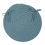 Alcott Hill® Fraley Outdoor Chair Pad Cushion in Blue, Size 0.5 H x 15.0 W x 15.0 D in   Wayfair ALCT5855 30302468