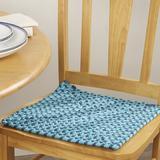 Alcott Hill® Chair Cushion in Blue, Size 0.5 H x 15.0 W x 15.0 D in | Wayfair ALCT5885 30302570