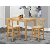 3 PC counter height Dining set-pub Table and 2 counter height Dining chair
