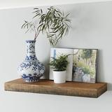 "Castelli Slim Wood Shelf 12"" x 48"" - Ballard Designs"