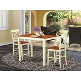 3 Pc counter height pub set-pub Table and 2 counter height Chairs
