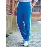 Haband Men's Fleece-Lined Sporty Pants, Royal, Size 3XL S (27-28)