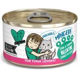 BFF Tuna & Pumpkin Valentine Dinner in Gravy Canned Cat Food, 3-oz, case of 24
