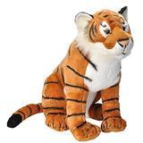 "Wild Republic Tiger Stuffed Animal, Plush Toy, Gifts for Kids, Little Biggies 30"""