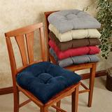 Twillo Chair Cushions Set of Two, Set of Two, Blue/Gray