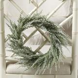 Wintry Cedar Petite Wreath - Ballard Designs