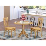 3 Pc Dining room set - Dinette Table and 2 dinette Chairs