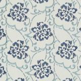 Duralee Fabrics Barton Song Fabric in Black, Size 53.0 W in | Wayfair 73034 - 41