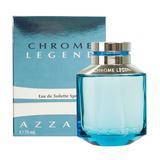Azzaro Chrome Legend By Azzaro 2.6 OZ Eau De Toilette for Men's