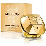 Paco Rabanne Lady Million By Paco Rabanne 2.7 OZ Eau De Parfum for Women's