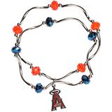 """Women's Los Angeles Angels Bead Stretch Bracelet"""