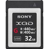 Sony 32GB G Series XQD Memory Card QDG32E/J
