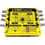 Lynx Technik AG yellobrik SPG 1707 HD / SD Sync Pulse Generator with Genlock S PG 1707