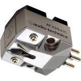 Audio-Technica Consumer Dual Moving Coil Cartridge with Shibata Stylus AT33SA