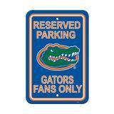 NeoPlex NCAA Parking Sign Plastic, Size 18.0 H x 12.0 W x 0.1 D in | Wayfair K50218=