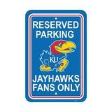NeoPlex NCAA Parking Sign Plastic, Size 18.0 H x 12.0 W x 0.1 D in | Wayfair K50229=