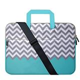 Laptop Case 17 inch,HESTECH Shoulder Carrying Case Bags Sleeve Cover for 16 inch-17.3 inches HP Dell ASUS computer women girls Men Business Travel College School