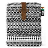 Ethnotek iPad Sleeve/iPad Cover for iPad 2, iPad Air and Similar Sized Tablets, Decorated with Hand-Crafted Fabric from Traditional Weavers (India 8)
