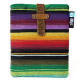 Ethnotek iPad Sleeve/iPad Cover for iPad 2, iPad Air and Similar Sized Tablets, Decorated with Hand-Crafted Fabric from Traditional Weavers (Guatemala 1)