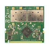 Mikrotik R52HnD miniPCI wireless card 2.4Ghz 5GHz 400mW 802.11a/b/g/n 2x MMCX