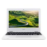 Acer Chromebook CB3-131-C3SZ 11.6-Inch Laptop (Intel Celeron N2840 Dual-Core Processor,2 GB RAM,16 GB Solid State Drive,Chrome), White(Renewed)