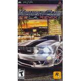 Midnight Club L.A. Remix (PSP) by Rockstar Games
