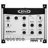 BOSS Audio Systems BX35 Electronic Car Crossover - 3 Way, Pre-Amp, Fine Tune Your High-Mid-Low Range Speaker Frequencies