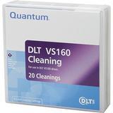 Quantum - Dlt - Dlt-Vs160 - Cleaning Cartridge - For Dlt Rack1 Vs160; Dlt-V4