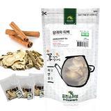 [Medicinal Korean Herb Tea] Angelica Root Tea (Angelica Root, Cinnamon & Sweet Root) / 당귀 티백 차 25g (15 teabags)
