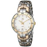 TAG Heuer Women's WAT1352.BB0962 Link Analog Display Quartz Two Tone Watch