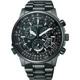 CITIZEN PROMASTER Eco-Drive Men's Radio-Controlled Wrist Watch BY0084-56E (Japan Imported)
