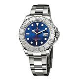Rolex Yachtmaster Steel and Platinum Blue Dial Mens Watch 116622bls Rolex Yachtmaster Steel and Platinum Blue Dial Mens Watch 116622bls