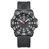 Luminox Ggl.l3051.25th Mens 25th Anniversary Navy Seal Colormark Polycarbonate Black Dial Black Watch