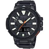 CASIO Men's watches PROTREK MANASLU world six stations Solar radio PRX-8000YT-1JF(Japan Import-No Warranty)