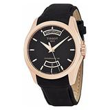 Tissot Couturier Automatic Black Dial Watch T0354073605101