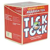 Tick Tock - Organic Rooibos Tea - 40 Bags - 100g (Case of 4)