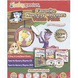 Baby Genius Favorite Nursery Rhymes Value Pack