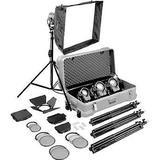 ARRI Softbank I Tungsten 4-Light Kit (120 VAC) LK.0005661