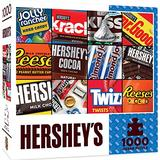 MasterPieces Hershey's 1000 Puzzles Collection - Hershey's Moments 1000 Piece Jigsaw Puzzle