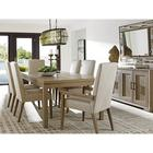 Lexington Shadow Play Concorder 7 Piece Dining Set Wood/Upholstered Chairs in Brown, Size 30.0 H in   Wayfair