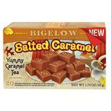 Bigelow Tea Yummy Caramel Tea Salted Caramel -- 20 Tea Bags - 2 pc