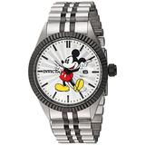 Invicta Men's Disney Limited Edition Quartz Watch with Stainless-Steel Strap, Two Tone, 8 (Model: 22773)