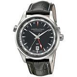 HAMILTON watch Jazzmaster GMT automatic H32695731 Men's [regular imported goods]