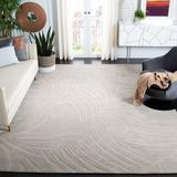 Bay Isle Home™ Palmnue Hand-Hooked Area Rug in Brown, Size 108.0 H x 72.0 W x 0.63 D in | Wayfair BAYI5017 33652712